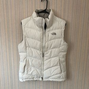 Winter Vest from the North face